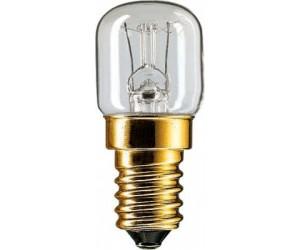Лампа ЛОН 15Вт Е14 220В Т22 PHILIPS для печей