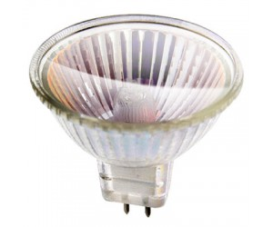 Лампа гал. МR16 d50 12В 20Вт GU5.3