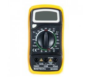 Мультиметр MAS-830ВL+чехол Фаза(55860)