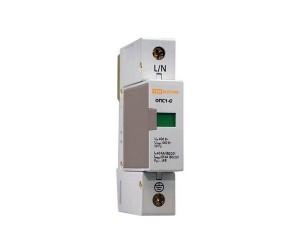 Ограничитель ОПС1-С 1Р (20-40кА 400В) TDM