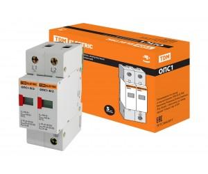 Ограничитель ОПС1-С 2Р (20-40кА 400В) TDM(98941)