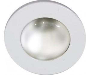 Светильник  точечный R50 белый 50001(142615)