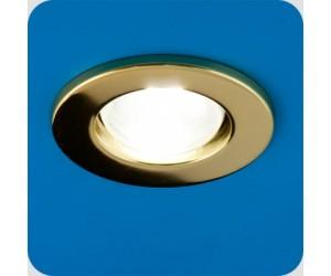Светильник  точечный R63 золото(Norma63004) Е27 (59144)