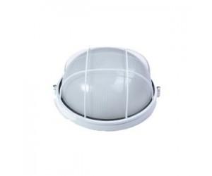 Светильник НПБ 1102 белый/круг с реш. 100Вт IP 54 94807