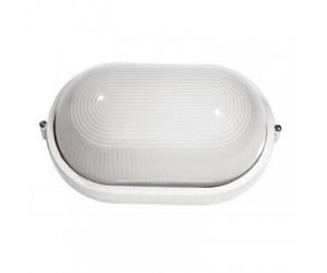 Светильник НПБ 1201 белый/овал 100Вт IP 54 94804