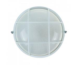 Светильник НПБ 1302 белый/круг с реш. 60Вт IP 54 ТДМ