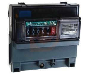 Эл.счетчик Меркурий 201,5 (5-60А)
