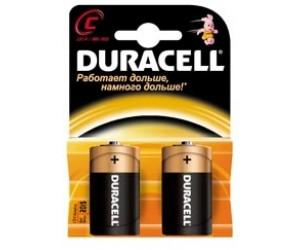 Элемент питания DURACELL  MN1400/LR14 PLUS BP2