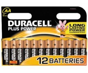 Элемент питания DURACELL  MN1500/LR6 BP4