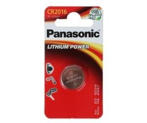 Элемент питания Panasonic CR 2016 BP6