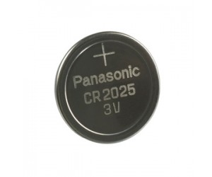 Элемент питания Panasonic CR 2025 BP6