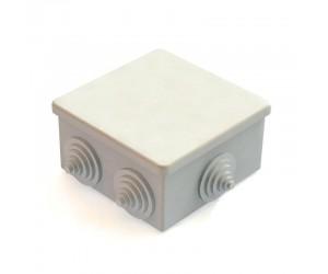 Коробка расп. GE41235 (85*85*40) отк.уст. (60шт.) Greenel