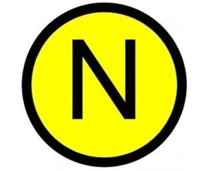 Символ N