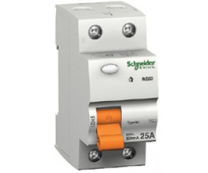 УЗО ВД63 2Р 40А 30мА Schneider Electric 11452 Domovoy