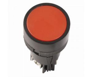 Кнопка SB-7 Стоп красная d22мм 240B