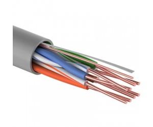 Провод UTP 4PR 26AWG CAT5e 305м CCA (омедненка) PROCONNECT