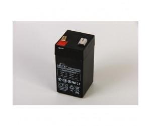 Аккумулятор Т/А POWER/PG/PB 6V 4.5A/h