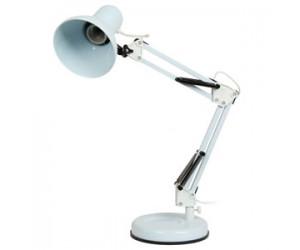 Настольная лампа KD-313 белый 230V 60W