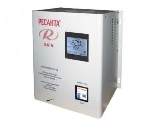 Стабилизатор  ACH- 8000Н/1-Ц Lux Ресанта
