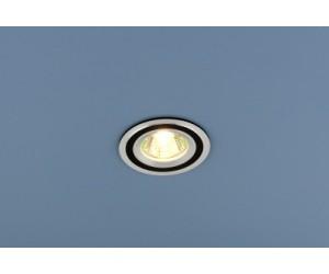Светильник точечный EL 5305 MR16 хром/чёрный (42291)