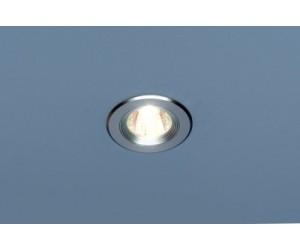 Светильник точечный EL 5501 MR16 сатин/серебро (42292)