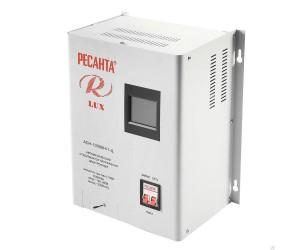 Стабилизатор  ACH-10000Н/1-Ц Lux Ресанта