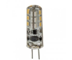 Лампа светодиодная LED JC 12V 1,5W/5,5 G4 JazzWay