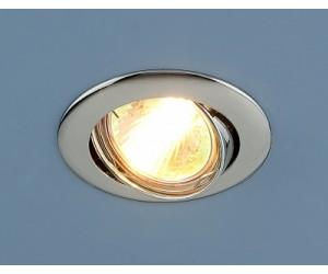 Светильник точечный EL 104S MR16 хром (42880)