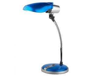 Настольная лампа ERA NE-301-E27-15W синий