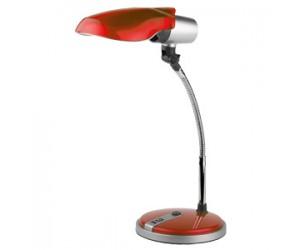Настольная лампа ERA NE-301-E27-15W красный