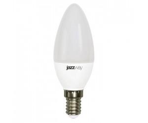 Лампа светодиодная LED-C37 3,5 Вт Е14 2700К  JazzWay(262888)