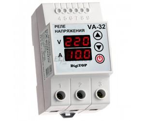 Реле напряжения и тока VA-32А