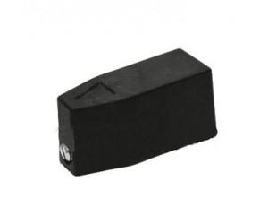 Ручка ОНВ S3/1 (черная) прямого монтажа АВВ (30957)