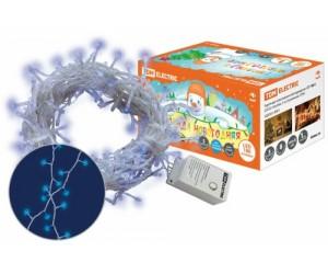 Гирлянда светодиодная СГ 100 Г голубая 5м 8 реж ip20 ТДМ(63340)