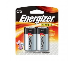 Элемент питания ENERGIZER E93/LR14 BP2 Ultra/Base