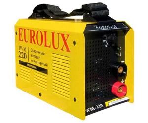 Сварочный аппарат инверторный IWM-220 EuroLux
