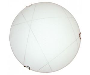 Светильник НПБ 2х60 М16 Контур d300 мат.белый (204-277) (33948)