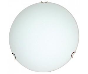 Светильник НПБ 2х60 М16 Мелани d300 мат.белый (204-052)