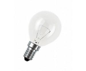 Лампа накаливания Р45 60Вт Е14 220В прозрачная ASD