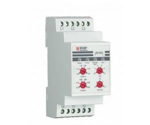Реле контроля фаз РКФ 3*380В TDM(37618)