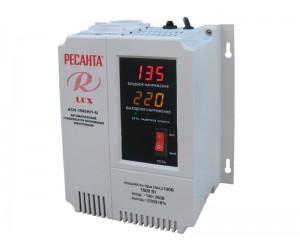 Стабилизатор  ACH- 1500Н/1-Ц Lux Ресанта