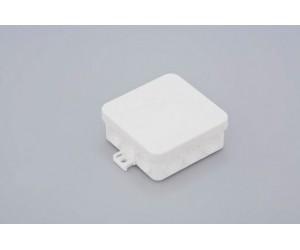 Коробка расп. 67093Б (85*85*35) отк.уст. (140шт.) TYCO(13020)