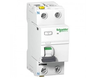 УЗО 2P 25А 30мА ilD Schneider Electric Acti 9 A9R41225