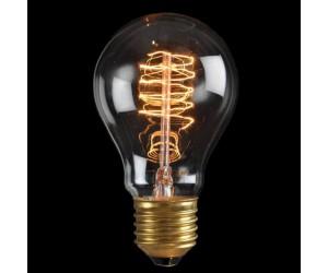 Лампа накал. 40Вт Е27 А60 GOLD Jazzway RETRO
