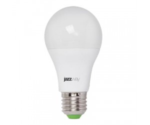 Лампа светодиодная PLED-DIM A60 10Вт 4000К 840 Лм Е27 Jazzway