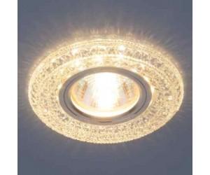 Светильник точечный EL 2160 MR16 CL прозрачн. (109374)