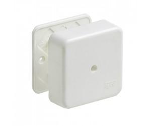 Коробка расп. 65005 (80*80*25) отк.уст. (70шт.) TYCO(44287)