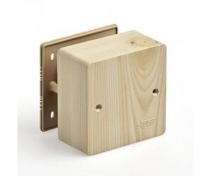 Коробка расп. 65015-27М (85*85*45) отк.уст.Сосна (120шт.) TYCO