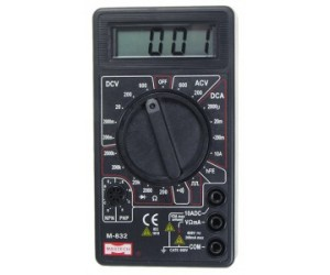 Мультиметр М 832 ФАЗА (372537)