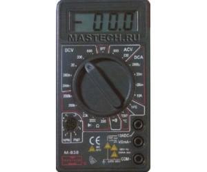 Мультиметр М 838 ФАЗА (359343)